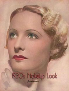 The 1930s Face - 6 Top Make-up tips by Gabriella Hernandez
