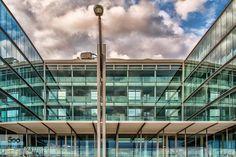 O F F I C E - Pinned by Mak Khalaf Office Building at the port of Hamburg - Bürogebäude am Hamburger Hafen City and Architecture ArchitekturBürogebäudeHamburgHamburger HafenHausHimmelOfficeSpiegelungWolkenarchitecturarchitecturebluebuildingcitycloudselbeglasglasshouselightmirrormodernnewreflectionreflectionsreflexionsriverskystreetwater by SaWagner1