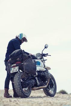 Motorcycle Style, Biker Style, Nine T Bmw, Bike Bmw, Touring Motorcycles, Bmw Boxer, Bmw Cafe Racer, Bmw Classic, Urban