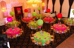 Learn more about how Balloon Artistry can transform your Bar Bat Mitzvah celebration into a magnificent room!