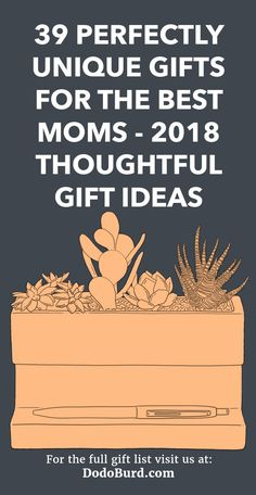 Choosing new and unique gifts for mom year after year can be difficult -  that s why f8edd31b9