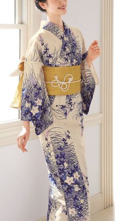 Kimono さわらび17047
