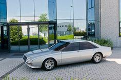 Sketchbook historic cars Pictures: 1980 Pininfarina - Ferrari PININ Prototipo