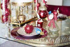 tablescape de jantar de uma festa de aniversário do Princesa da neve através de Kara Idéias do partido KarasPartyIdeas.com (10)