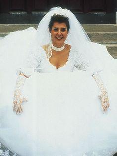 The 15 Best Movie Wedding Dresses! -- My Big Fat Greek Wedding