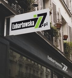 Lubartowska 77 | Logo design