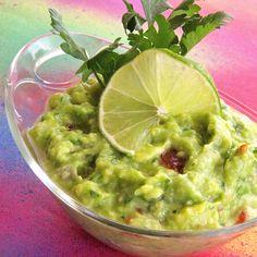 Guacamole is super easy to make!