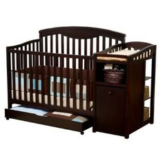 crib - they have this at target! Definitely registering there & if we don't take Blue's hand me down crib we are gonna get this one!
