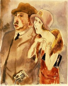 The Best Years of Their Lives: George Grosz, c. 1923