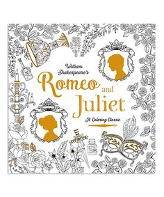 Look At This Zulilyfind Romeo And Juliet A Coloring Classic By Random House