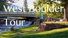 Aerial tour of the West Boulder neighborhood. Discover the West Boulder lifestyle and the many things to do!