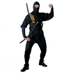 Disfraz de Ninja para Adulto