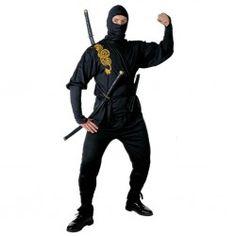 Disfraces de Ninja para Adultos MorphCostumes