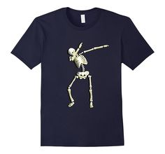 Dabbing Skeleton Cinco de Mayo Shirt Cool Costume May 5th