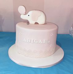 A cute elephant birthday cake 🐘. From a party hosted here at Kidz Lounge🎉 (before quarantine) Party Places For Kids, Birthday Party Places, Birthday Themes For Boys, Birthday Parties, Elephant Birthday Cakes, Cool Birthday Cakes, Halloween Party Themes, Glow Party, Holidays With Kids