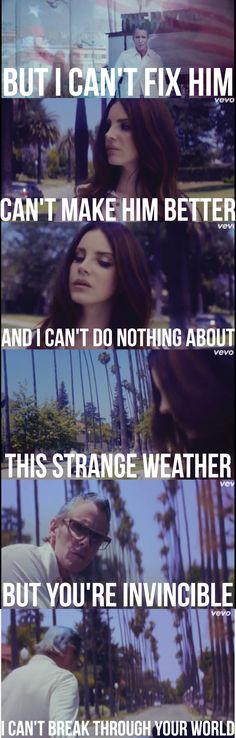 Lana Del Rey #LDR #Shades_of_Cool