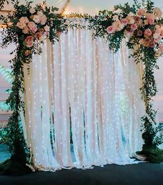 Gone are the days where weddings and wedding receptions mean securing the reception hall at one's local church that is around the corner. Wedding Backdrop Design, Wedding Reception Backdrop, Wedding Stage Decorations, Engagement Party Decorations, Backdrop Decorations, Bridal Shower Decorations, Deco Baby Shower, Wedding Background, Simple Weddings