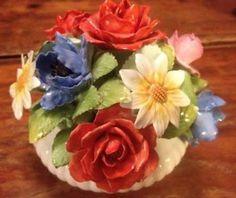 thorley bone china flowers - Google Search