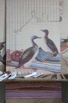Studio - Peter Korver Amsterdam 2011