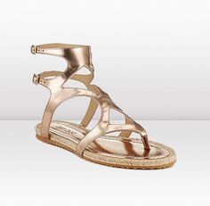 Jimmy Choo - -Peachy