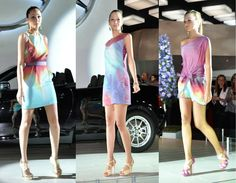 vestido aurora boreal - Pesquisa Google