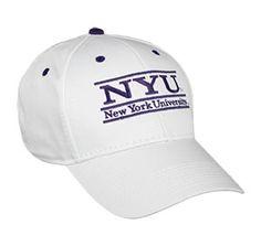 the latest 8b2c9 e6dd7 New York University Bar Hat