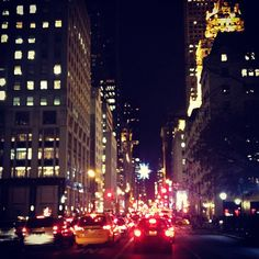 The view down 5th Avenue! #Holiday #NYC