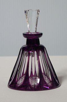 Caesar Crystal - Bobin Flacon - Violet