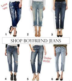 boyfriend jeans - Google Search
