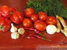 Фото приготовления рецепта: Аджика - шаг №1