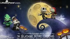 @Tiffany Bolin LittleBigPlanet Nightmare Before Christmas