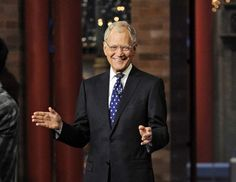 Hollywood bids farewell to the king of late-night TV