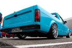 Volkswagen Golf Mk1, Vw Mk1, Vw Rabbit Pickup, Vw Pickup, Vw Caddy 1, Vw Group, Golf Mk2, Vw Cars, Ford