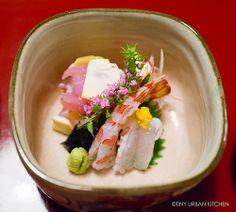 Tiny Urban Kitchen: Nakamura (3-Michelin star Kaiseki in Kyoto)