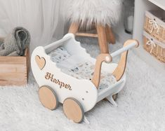 Miniature Baby Stroller 12th scale/ Miniature for doll   Etsy Packing Desing, Strollers For Dolls, Push Toys, Reborn Toddler Dolls, Cabbage Patch Kids Dolls, Dolls Prams, 1st Birthday Gifts, Buggy, Wooden Dolls