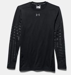 Herren Kompressionsshirt UA ColdGear® Armour Graphic