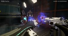 Killing robots looks ridiculously fun in new 'Raw Data' HTC Vive clips: Killing robots looks ridiculously fun in new 'Raw Data' HTC Vive…