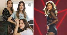 Hear Haim's DIY Cover of Selena Gomez's 'Bad Liar' #headphones #music #headphones