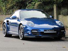 Porsche 911 Turbo (997) PDK