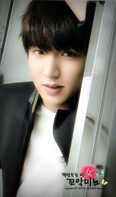 Lee Min Ho ♡ #Kdrama #Heirs