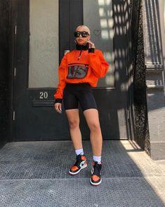 01556bff778ee Macheda Women Autumn Orange Half Open Collar Long Sleeve Loose Crop Top  2018 New Chest Mesh Decoration Sweatshirt Casual Coat
