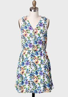 State Of Dreaming Floral Dress at #Ruche @Ruche