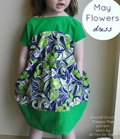 May Flowers dress & many other tutorials.