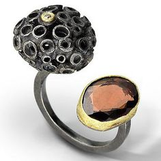 Bejeweled Hive Between The Finger Ring