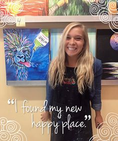 Find a Painting with a Twist location closest to you for perfect night out. Reserve your seat or book a private event now! Paint Party, Night Out, Finding Yourself, Inspire, Inspirational, T Shirts For Women, Studio, Quotes, Fun