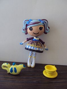 Madeline Hatter mini lalaloopsy ever after high custom doll