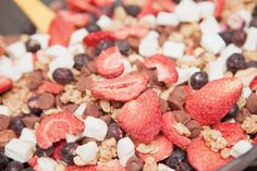 THRIVE Trail Mix from the August 2013 Thrive It Up broadcast. Perfect for hiking, snacking, and lunches! See recipe at http://www.thrivelife.com/c/kitchen/recipe/thrive-trail-mix