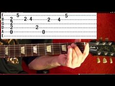 Ticket to Ride by THE BEATLES - Guitar Lesson - Paul McCartney - John Lennon - YouTube