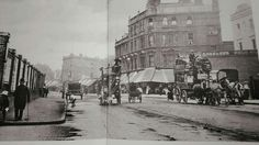 Chalk farm nw5 1905 North London, Old London, Camden Town, Barnet, Cityscapes, Old Photos, Buildings, Street View, Lost
