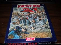 Johnny Reb products are generally not available, but you can find them on E-Bay currently. There are two listings on E-Bay for Johnny Reb games. Passed Away, Game Design